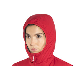Maloja MüsellaM. Jacket Women green/red